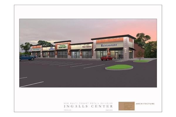 Ingalls Retail Center