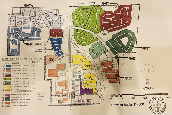 Noble West Mixed-Use Master Plan